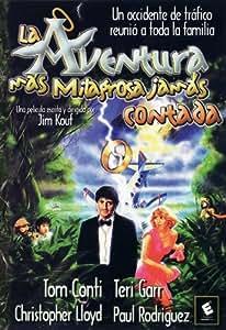 La Aventura Mas Milagrosa Jamas Contada [DVD]