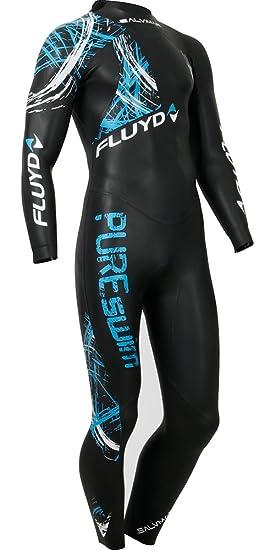 Fluyd Pure Swim Man - Traje seco de Buceo  Amazon.es  Deportes y ... 35850bee81e