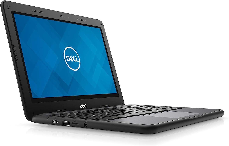 "Dell Chromebook 11-5190 2-in-1 Convertible Notebook, 11.6"" Touchscreen, Intel Celeron N3450 Processor, 32GB eMMC Storage, 4GB DDR4, ChromeOS - Renewed"