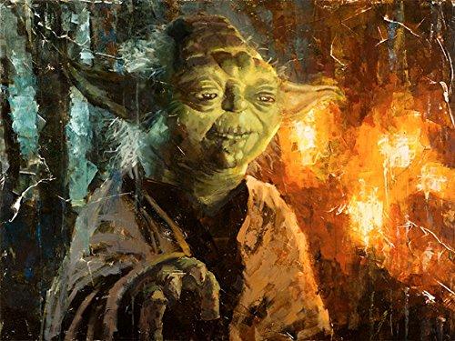 Yoda Signed - 8