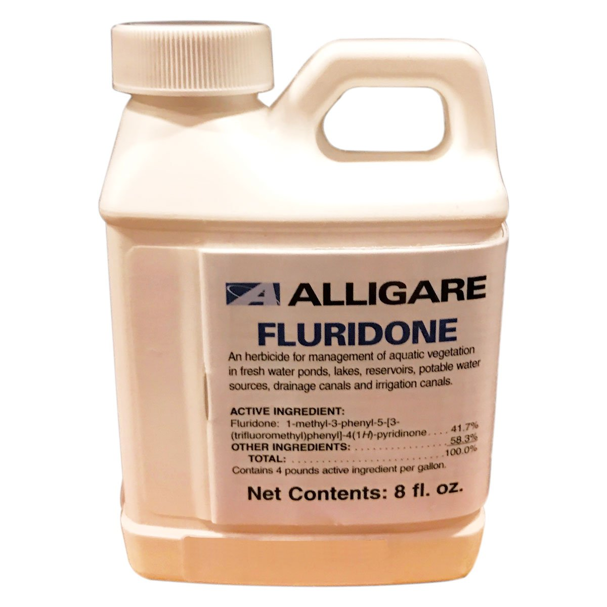 ALLIGARE Fluridone Aquatic Herbicide replaces Sepro Sonar AS, 8 oz
