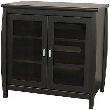 techcraft swd30b 30inch wide flat panel tv hiboy black