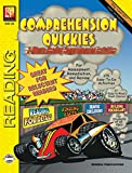 img - for Comprehension Quickies (Reading Level 1) | Reproducible Activity Book book / textbook / text book