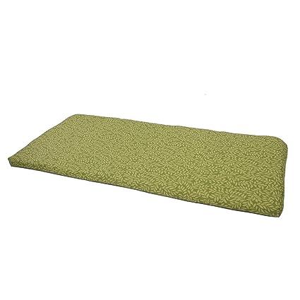 Outdoor Patio Bench Cushion 49u0026quot;L X 19u0026quot;W X 1u0026quot;H.