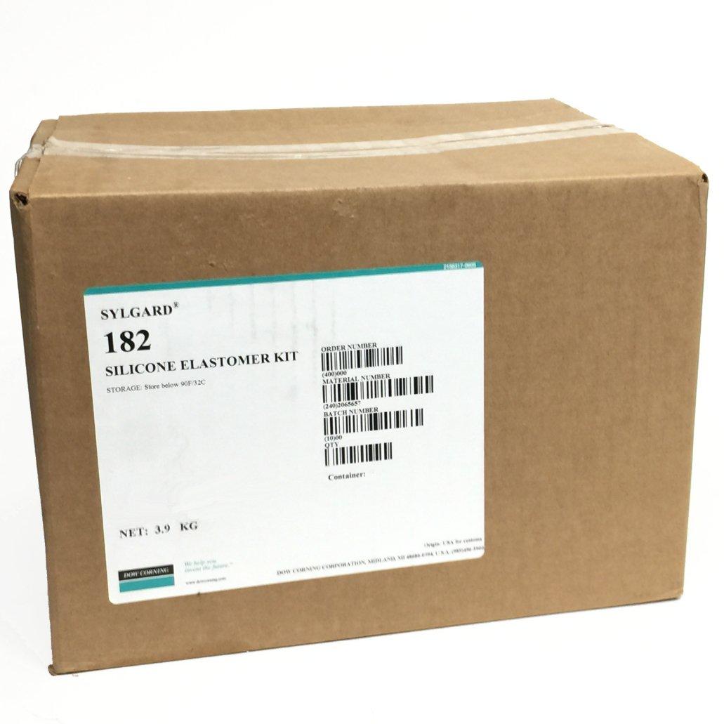 3.9 KG Dow Corning Sylgard 182 Solar Panel Cell Silicone Elastomer Encapsulation Kit