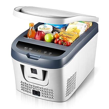 Kievy Portátil Compresor Refrigerador Congelador Uso Dual Caja ...