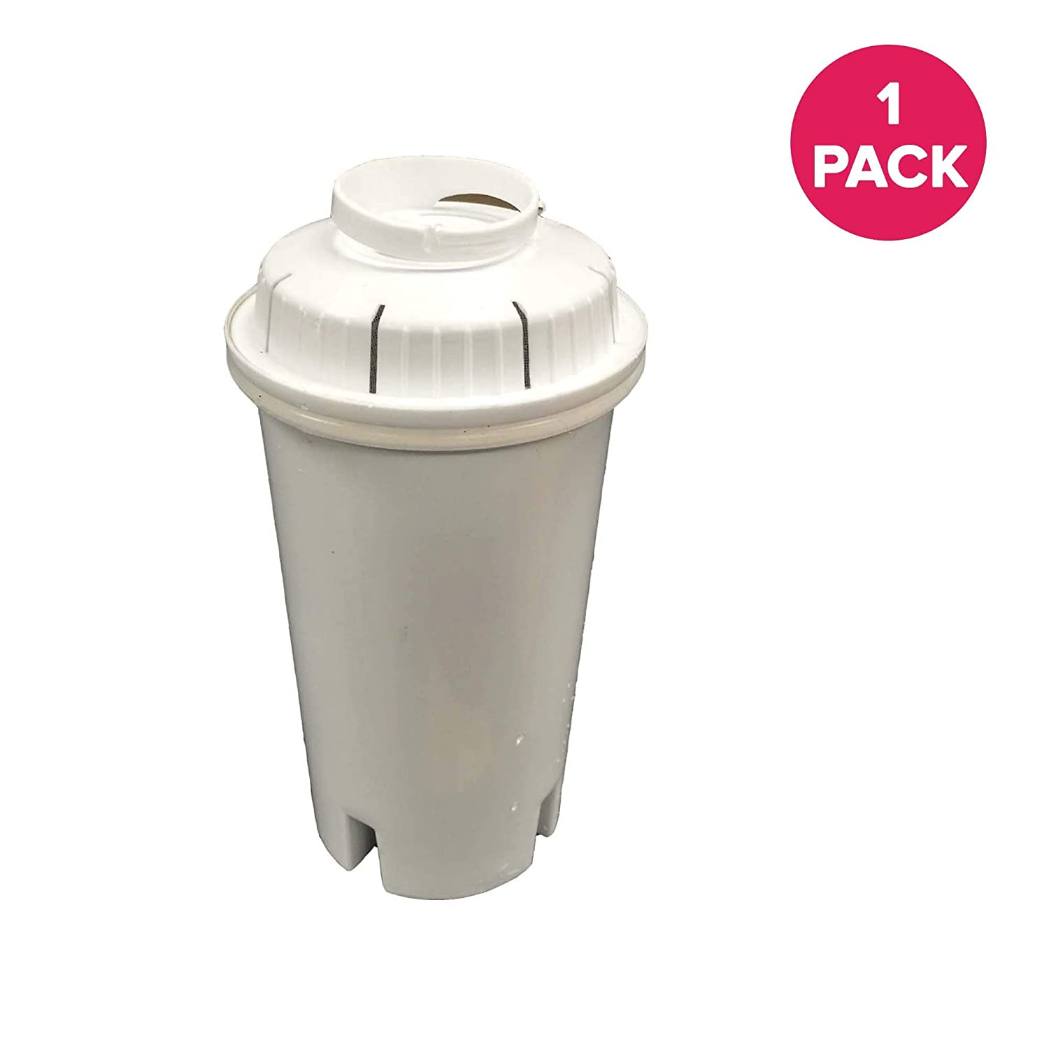 Think Crucial Replacement for Brita Water Filter Fits Pitchers /& Dispensers COMIN18JU003030