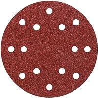 Wolfcraft 5 zelfklevende slijpschijven voor excentriek, K120 diameter 150 mm 1843000