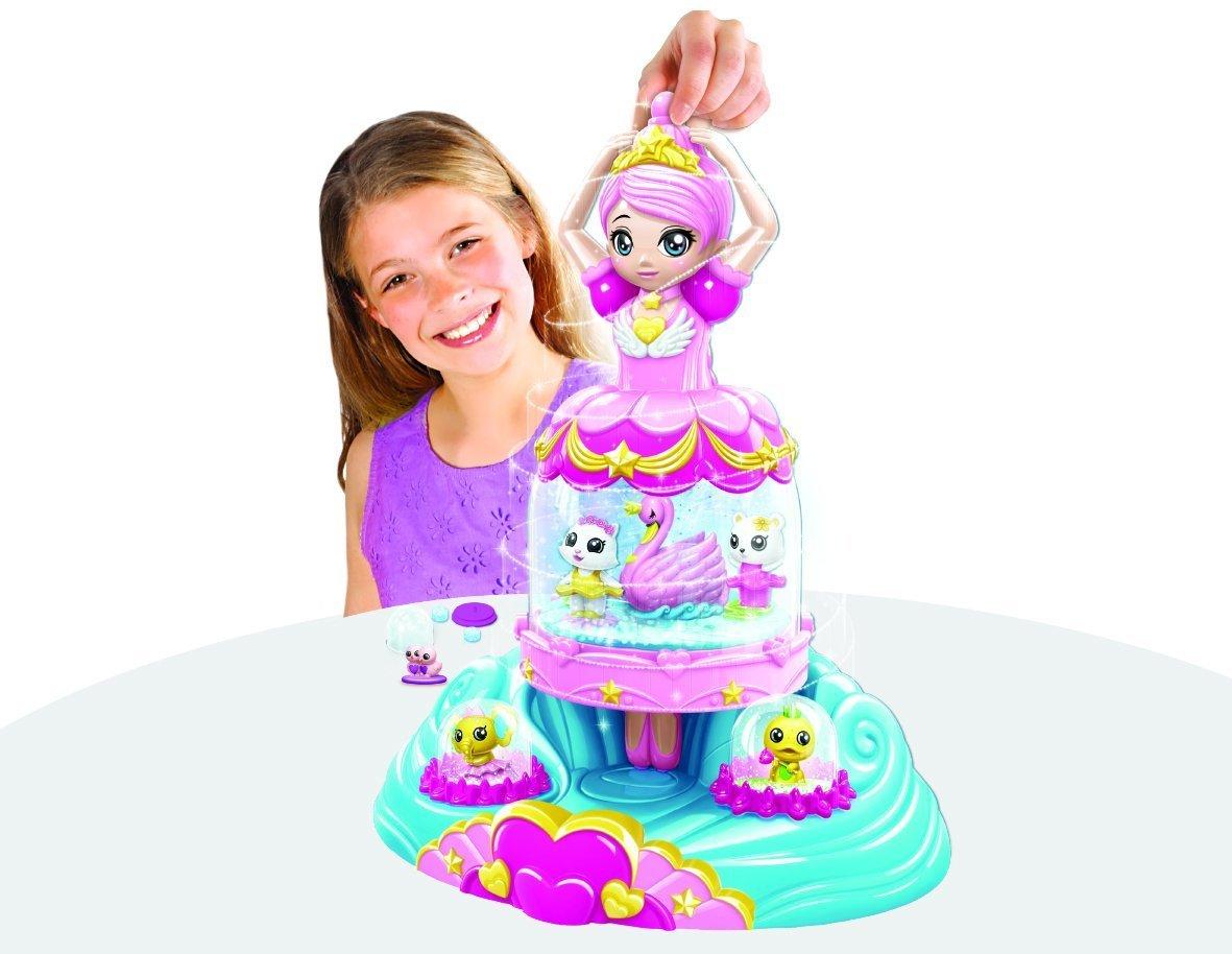 Princess Toys For Girls : Girls disney princess glitzi globes ballerina toy