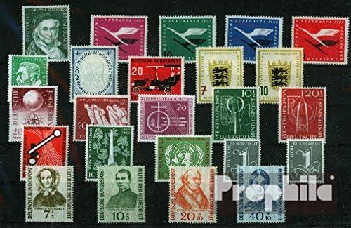 Prophila Collection RFA (RFA.Alemania) 1955 con No. 226x y y ...