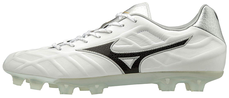 ec0cfff0c Rebula V1 FG Football Boots - White Black Silver - Size 9.5  Amazon.co.uk   Shoes   Bags