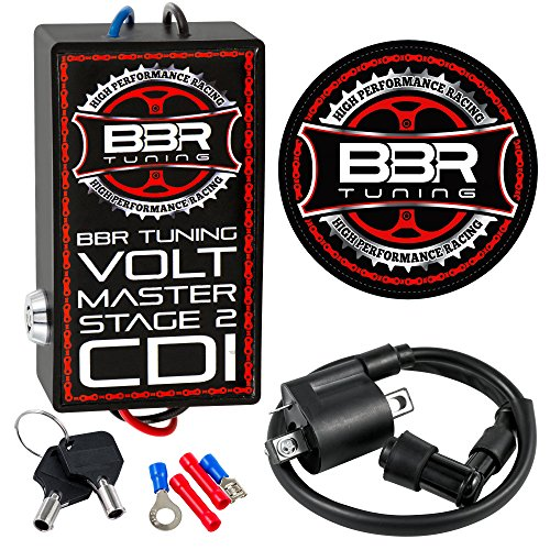 BBR Tuning Volt Master High Performance Racing CDI (Stage 2) 2 Stage Motor