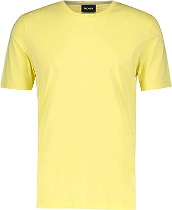 Hugo Boss - Camiseta regular de algodón suave: Amazon.es: Ropa y accesorios
