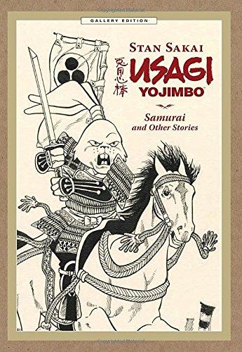 Amazon Lightning Deal 85% claimed: Usagi Yojimbo Gallery Edition Volume 1: Samurai