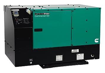 Rv Diesel Generator >> Amazon Com Diesel Generator 12 5 Kw Automotive