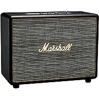 Marshall Audio Woburn Bluetooth Speaker with Aux RCA Optical Input (Black)