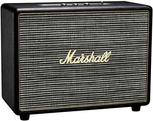 Marshall Woburn Bluetooth Speaker, Black