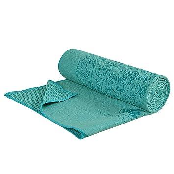 L&Y Toalla De Yoga Antideslizante - 183Cmx63cm - Toalla De ...