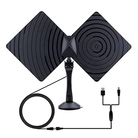 Review Smart TV Antenna Indoor,