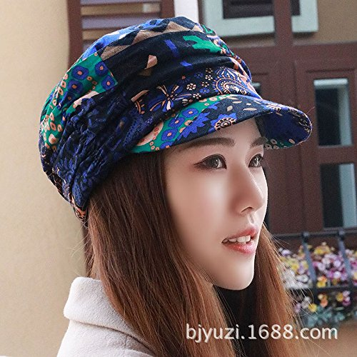 1 Women's Adjustable Beach Floppy Sun Hat