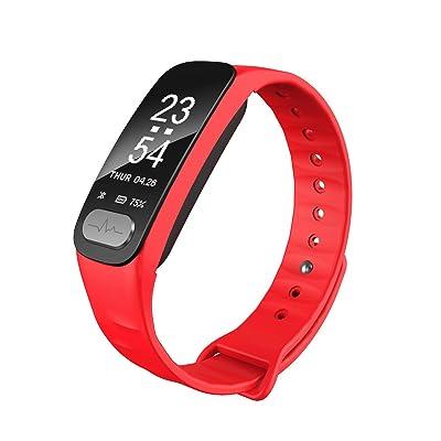 Cadeau de Noël R8étanche Fitness tracker pour la course à pied, groupe d'activité Sans fil tracker, Pulse Monitor, HR tracker de fitness, bracelet d'activité de suivi, d'exercice, contin