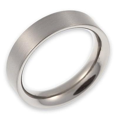 deea6cf2fa CORE by Schumann Design Herren-Ring aus Titan ohne Stein/mattiert (CORE  Titanium