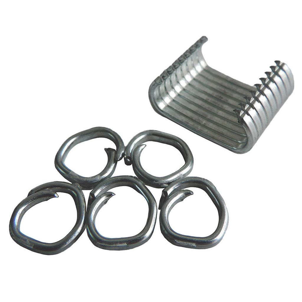 B Blesiya Automatische Zaun Zange mit 2500pcs Hog Ringe Ringe Ringe für Autositze Sofas Zäune Tierkäfige B07PDDYBB5 | Sorgfältig ausgewählte Materialien  201fd5
