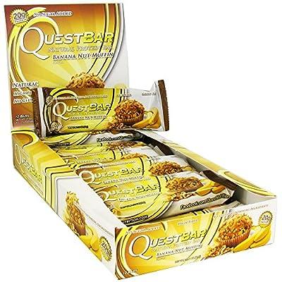 Quest Bars-Banana Nut Muffin 24 Bars