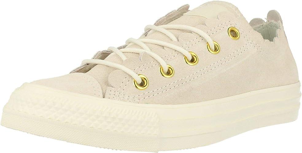 Converse - Shoes CTAS OX 563418C - Gold