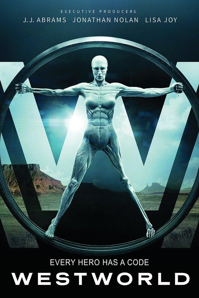 Image result for westworld poster