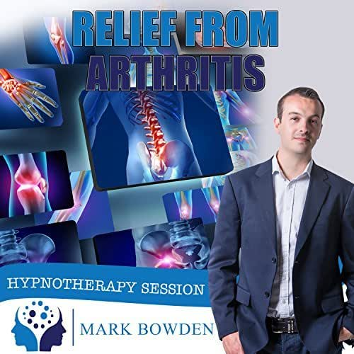 Relief from Arthritis Self Hypnosis CD / MP3 and APP (3 in 1 Purchase!) - Alleviate Arthritis Pain The Natural Way - Natural Treatment for Stiffness and Pain Due to Osteoarthritis