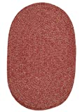 Softex Check Rug, 2 by 4-Feet, Sangria Check Review