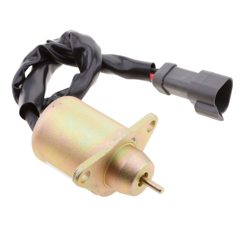 Homyl Combustible Apagado V/álvulas de Solenoide para Coche OEM 41-6383