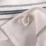 KAF Home Classic Farmhouse Stripe Kitchen Towels