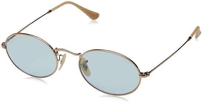 69d83f2079 Amazon.com  Ray-Ban Oval Polarized Cateye Sunglasses