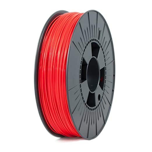 3 opinioni per Ice Filaments ICEFIL1ABS027 Filamento ABS 1.75mm, 0.75kg, Rosso