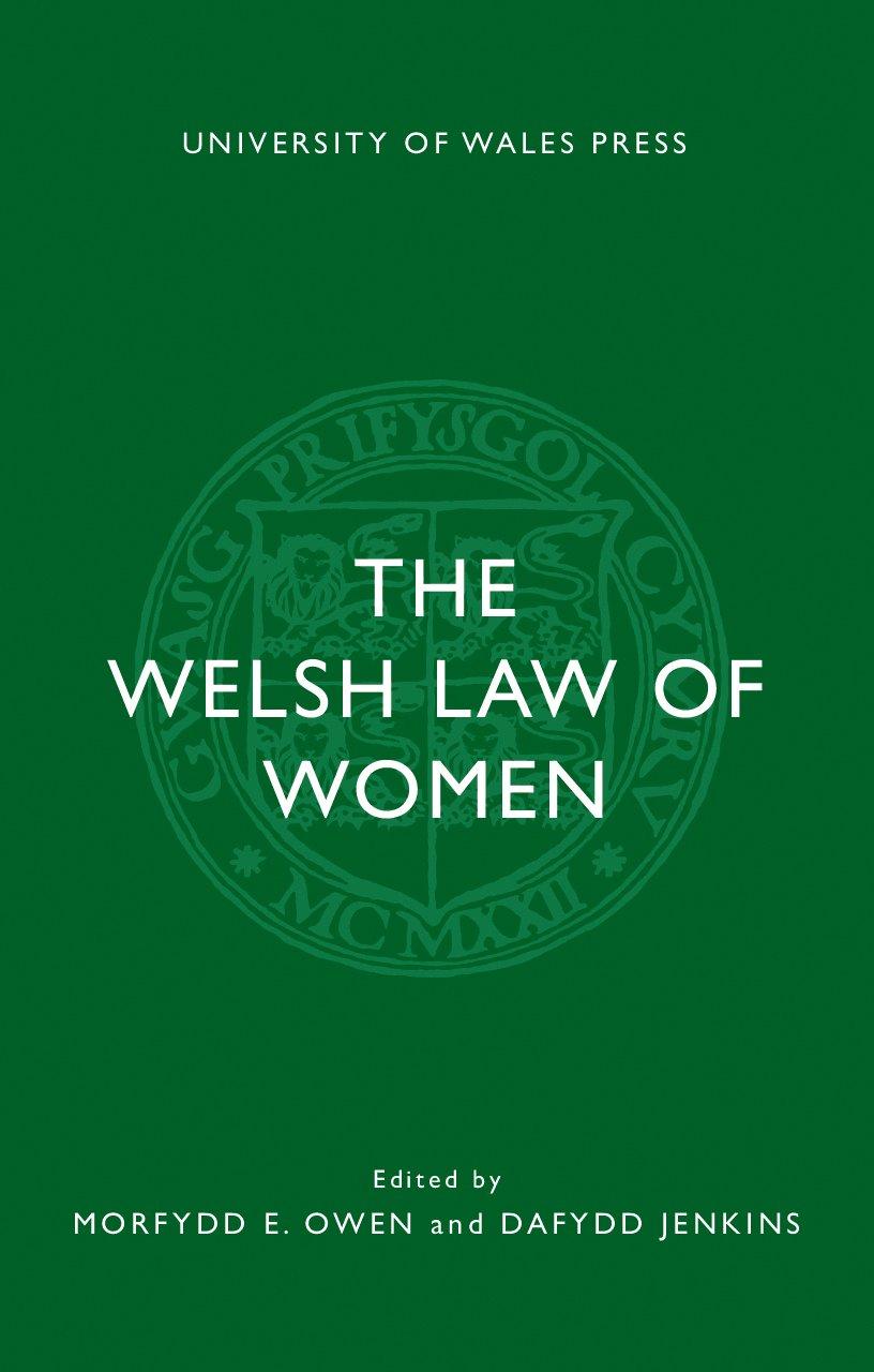 Read Online The Welsh Law of Women ebook