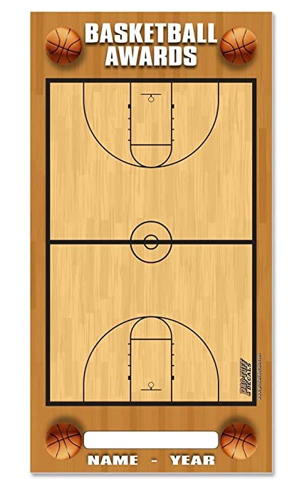 Amazon.com: Pro-Tuff Decals - Placa de baloncesto con imán ...