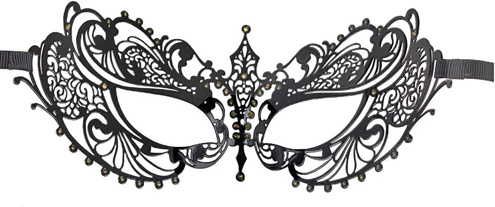 Couple Pair Mardi Gras Mask Venetian Masquerade Ball Mask Party Costume Mask