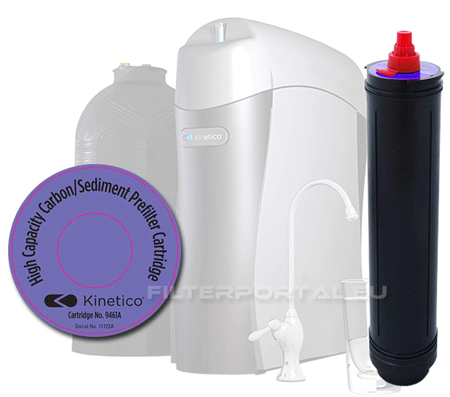 GROHE Blue Filterkopf 64508001 40691001 Magnesium+ Filter XS GROHE Blue BUNDLE