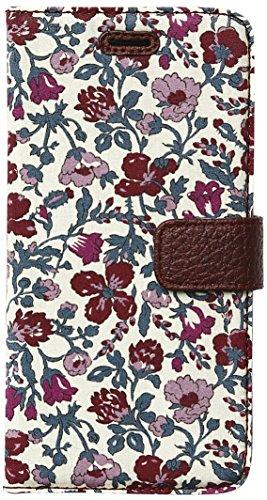 "Zenus Schutzhülle ""Avoc Liberty Diary"" in violett für Apple iPhone 6"