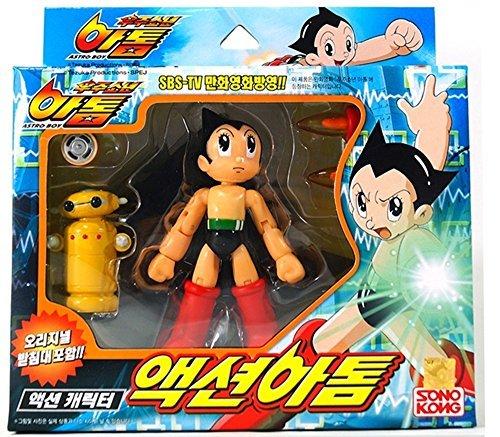 Astro Boy & Robita Action Figure Doll Takara Sonokong Collection Gift Toy ()