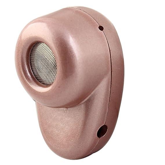 Amazon.com: eDealMax Mini sigilo inalámbrica Bluetooth 4.1 auricular estéreo del auricular del rosa rosa: Electronics