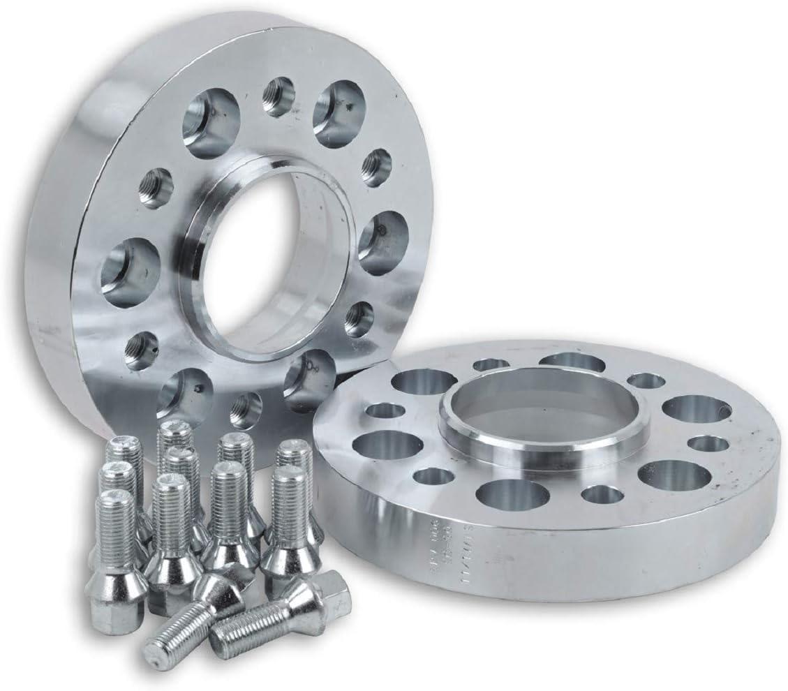 Hofmann Spurverbreiterung Stahl 30mm Pro Scheibe 60mm Pro Achse Inkl TÜv Teilegutachten Auto