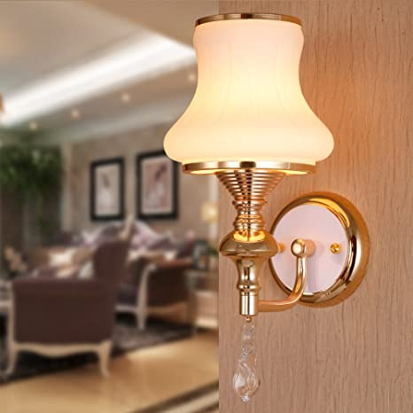 Led Wall Lamp Fixtures Simple Modern Led Lamp Indoor Lighting Wall ...
