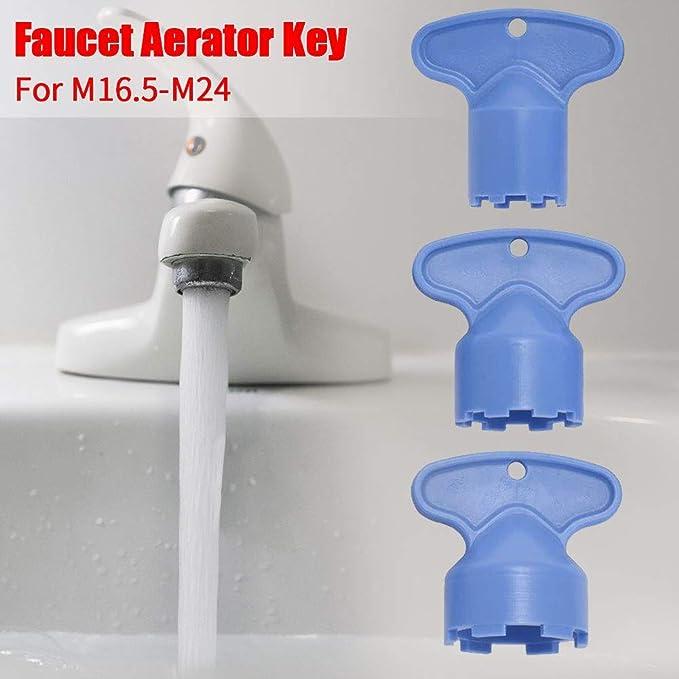 INGHU Faucet Aerator Key, 10pcs Tap