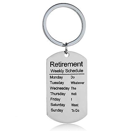 Divertido regalo de jubilación calendario jubilado ...