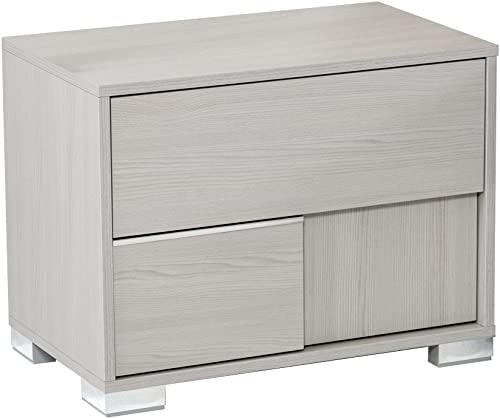 Limari Home Willem Left Nightstand