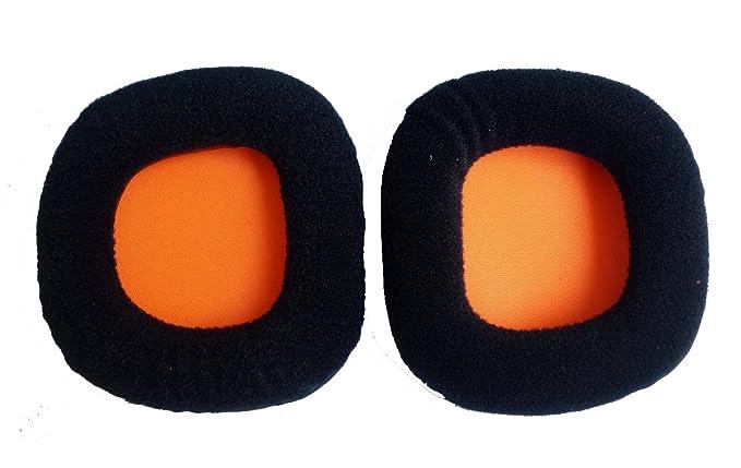 Ear Pad Almohadillas cojín de Piel de Piezas de Repuesto ...