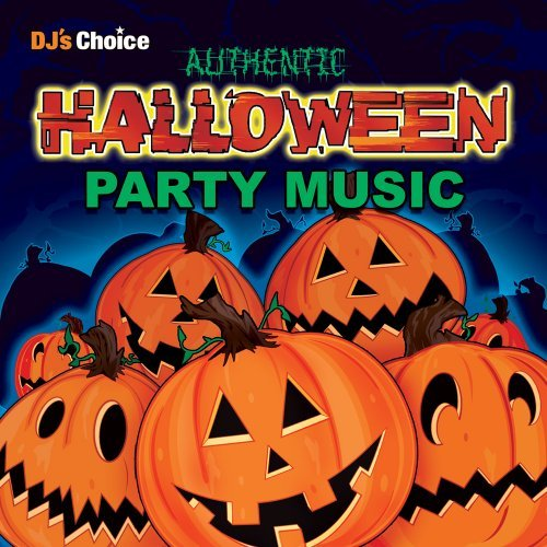 DJ AUTHENTIC HALLOWEEN PARTY MUSIC by The Hit Crew -